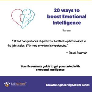 20 ways to boost emotional Intelligence