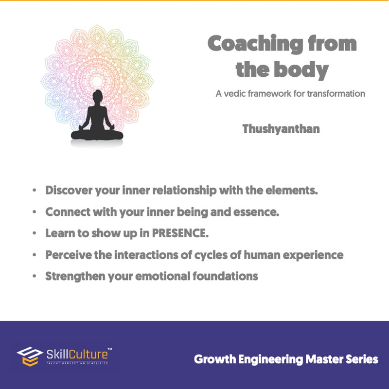 Coaching from the body
