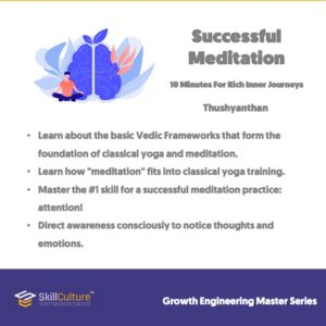 Successful meditation