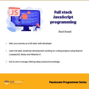 Full Stack Java script programming