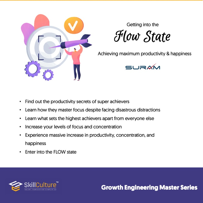 Getting into the Flow State